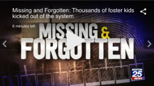 Missing and Forgotten
