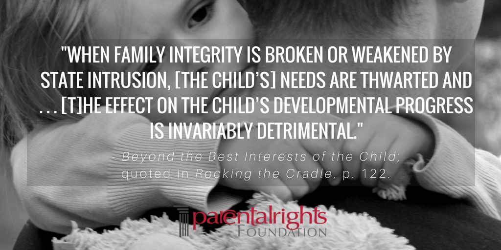 Parental Rights & Child Abuse Prevention - Parental Rights Foundation